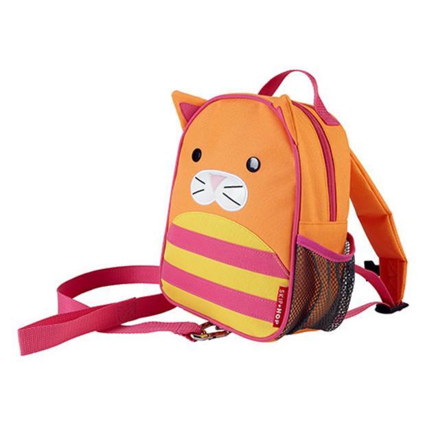 Рюкзак детский с поводком КошкаДетские рюкзаки<br>Рюкзак детский с поводком Кошка<br>