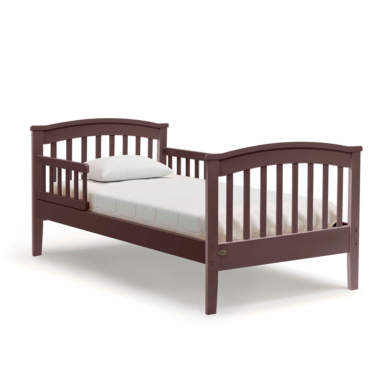 Купить Подростковая кровать Nuovita Perla lungo цвет - Mogano/Махагон