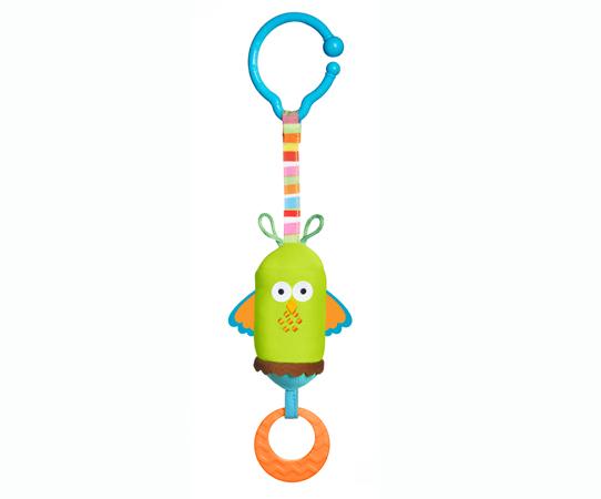 Подвесная развивающая игрушка - СоваРазвивающие игрушки Tiny Love<br>Подвесная развивающая игрушка - Сова<br>