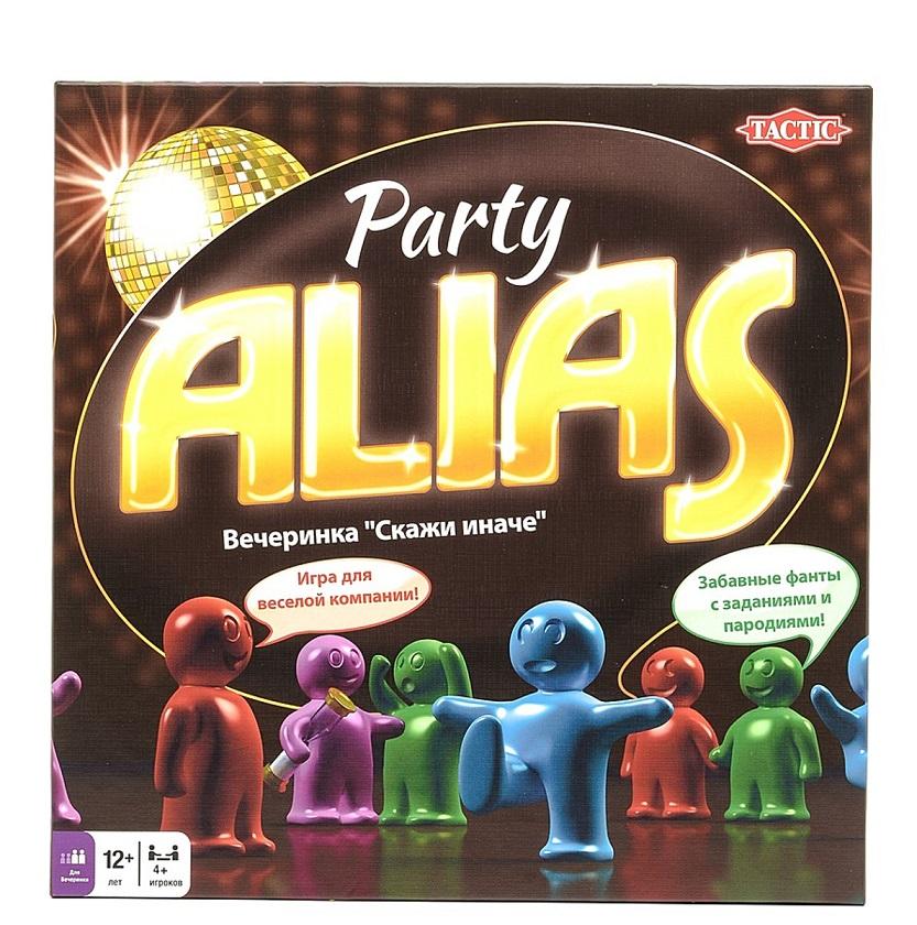 Игра настольная  Скажи Иначе, версия Вечеринка 2 - Игры для компаний, артикул: 172802