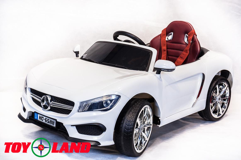 Купить Электромобиль Mercedes-Benz, белый, ToyLand