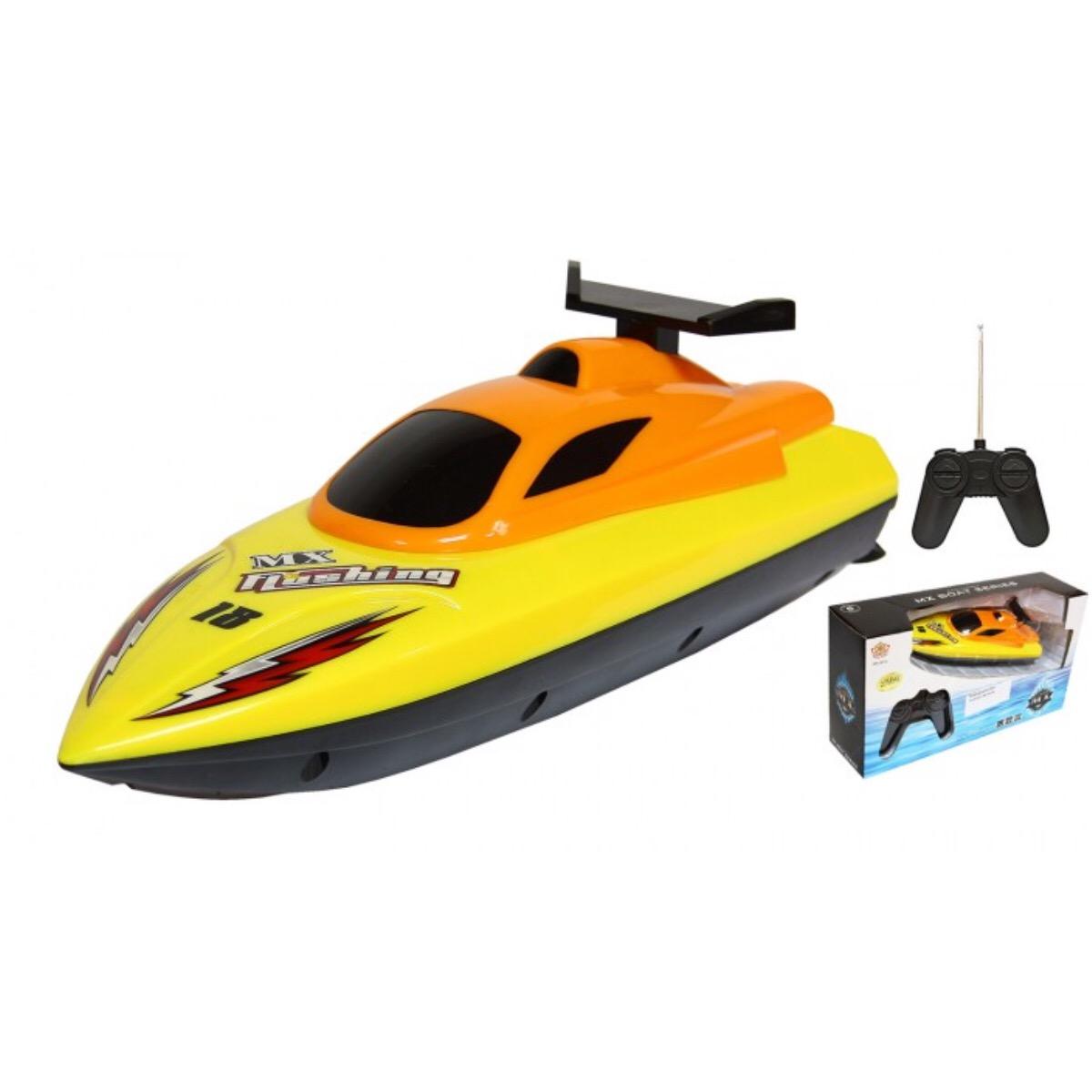 Катер р/у – Flashing, желтыйКатера, лодки и корабли на радиоуправлении<br>Катер р/у – Flashing, желтый<br>