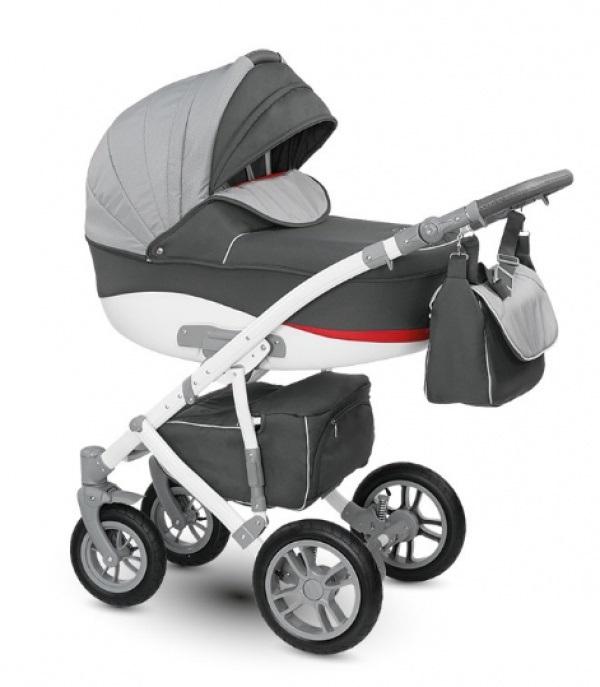 Детская коляска Camarelo Sirion 2 в 1, цвет - Si_13Детские коляски 2 в 1<br>Детская коляска Camarelo Sirion 2 в 1, цвет - Si_13<br>