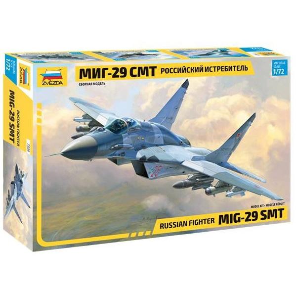 Модель сборная - Самолет МиГ-29 СМТМодели самолетов для склеивания<br>Модель сборная - Самолет МиГ-29 СМТ<br>