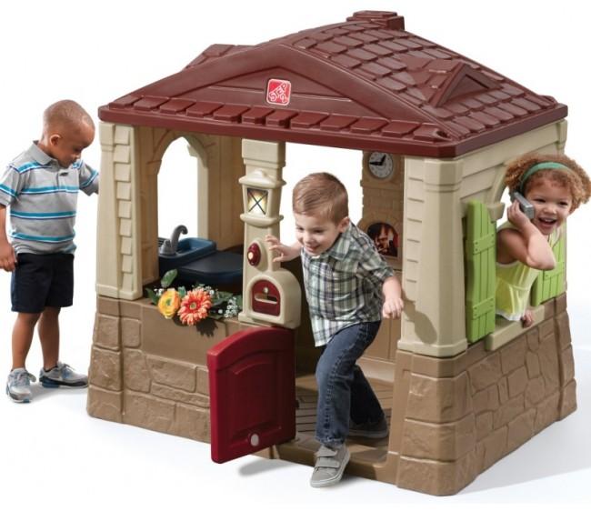 Уютный коттедж, новый цвет - Игрушки из рекламы, артикул: 160754