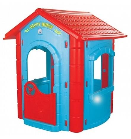 Игровой домик  Happy House - Пластиковые домики для дачи, артикул: 160218