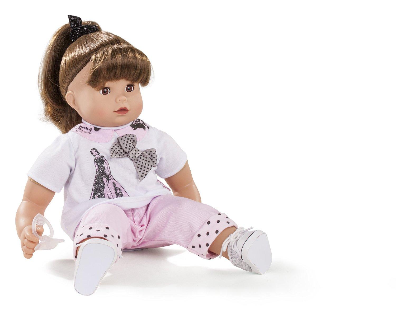 Купить Мягконабивная кукла макси Маффин, 42 см., шатенка, Gotz