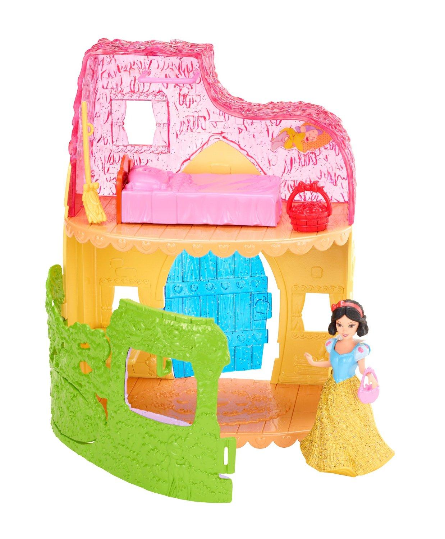 Набор с мини-куклой «Замок принцессы Белоснежки»Белоснежка<br>Набор с мини-куклой «Замок принцессы Белоснежки»<br>