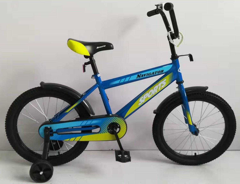 Детский велосипед Navigator - Sports, колеса 18 дюйм