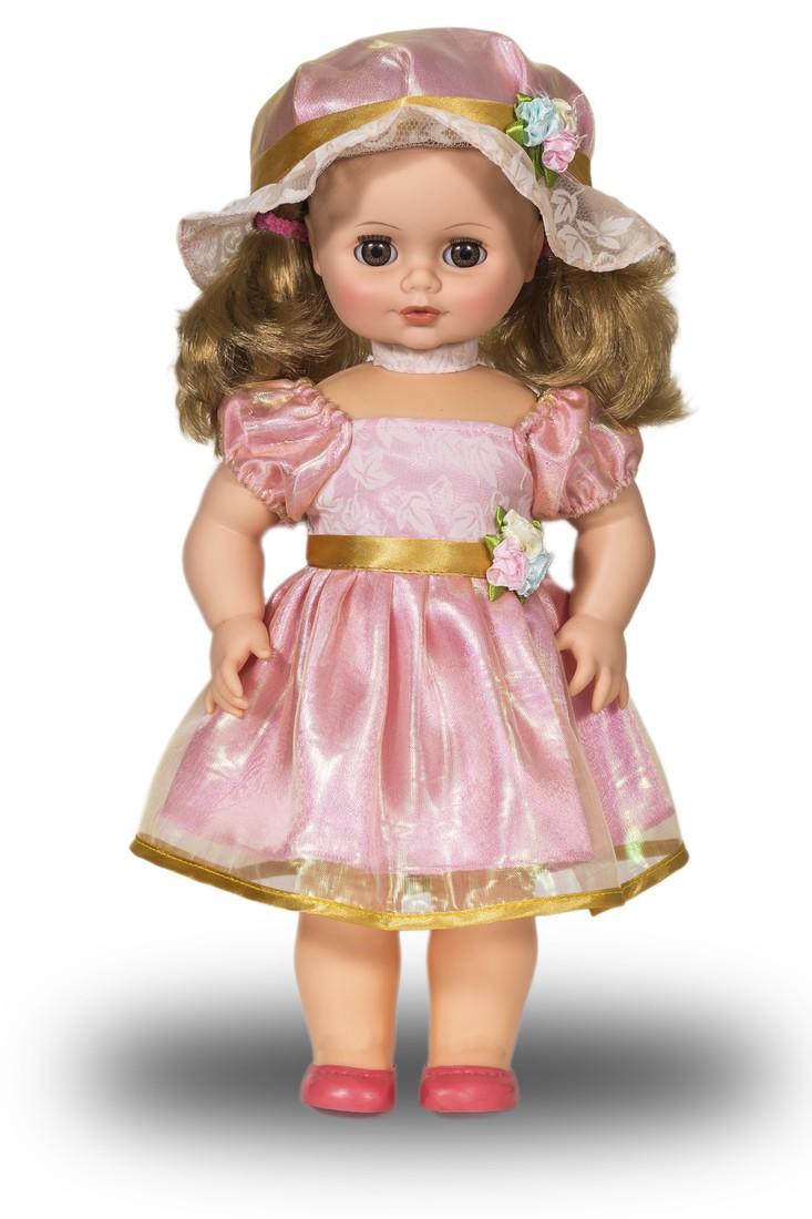 Кукла «Инна 48» со звуковым устройствомРусские куклы фабрики Весна<br>Кукла «Инна 48» со звуковым устройством<br>
