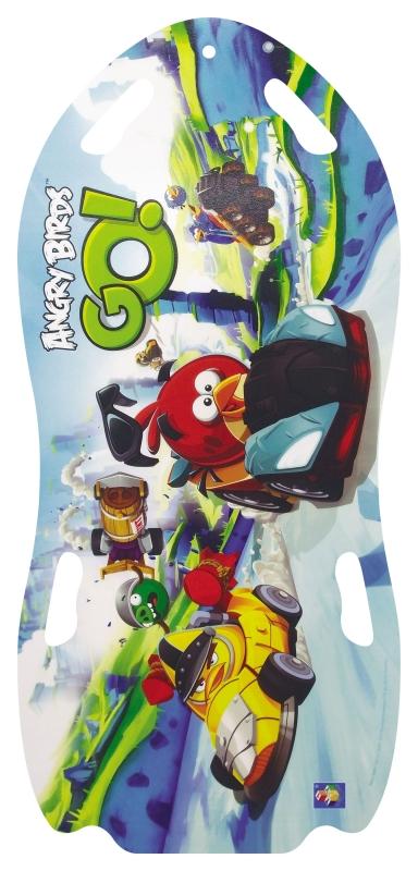 Купить Ледянка универсальная для двоих из серии Angry Birds, 122 см., 1TOY