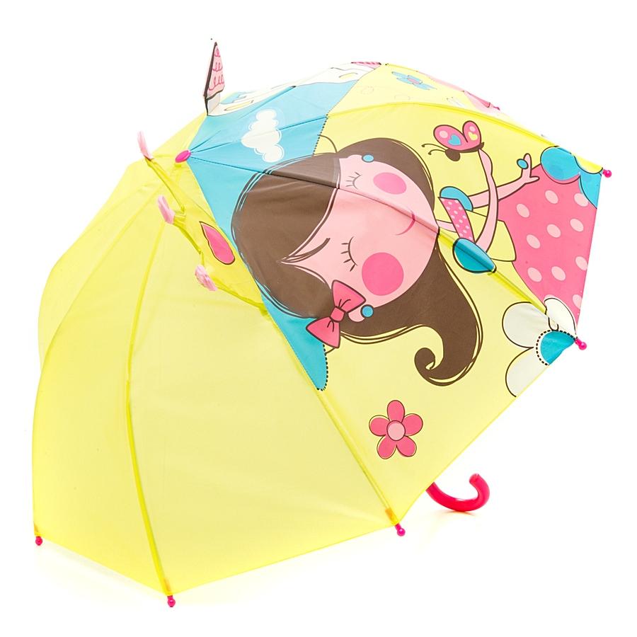 Зонт детский - Маленькая принцесса, 46 см.Детские зонты<br>Зонт детский - Маленькая принцесса, 46 см.<br>