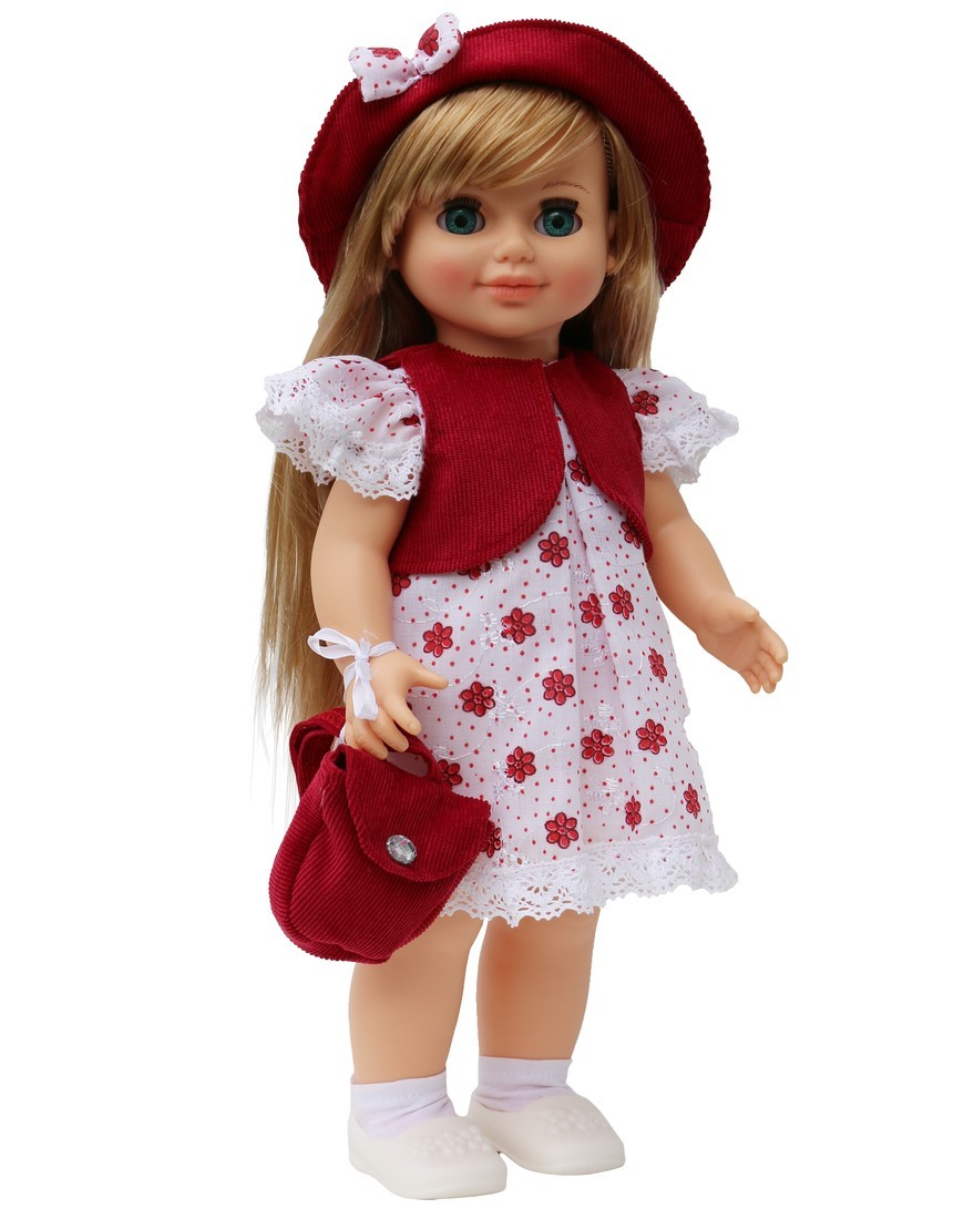 Кукла Анна 2 со звукомРусские куклы фабрики Весна<br>Кукла Анна 2 со звуком<br>