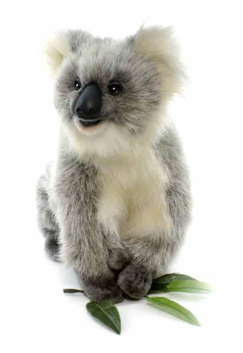 Счастливая коала, 23 смДикие животные<br>Счастливая коала, 23 см<br>