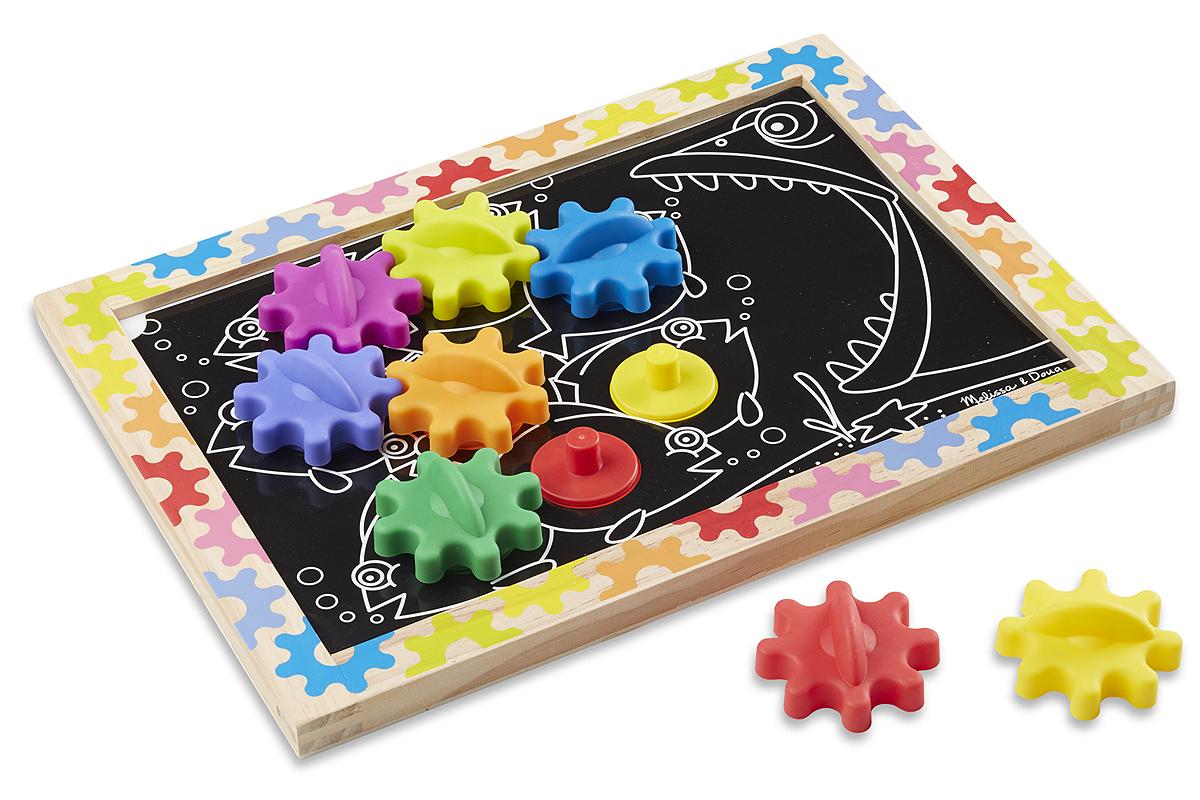 """Разноцветные колесики на магнитах из серии """"Первые навыки"""" от Toyway"""