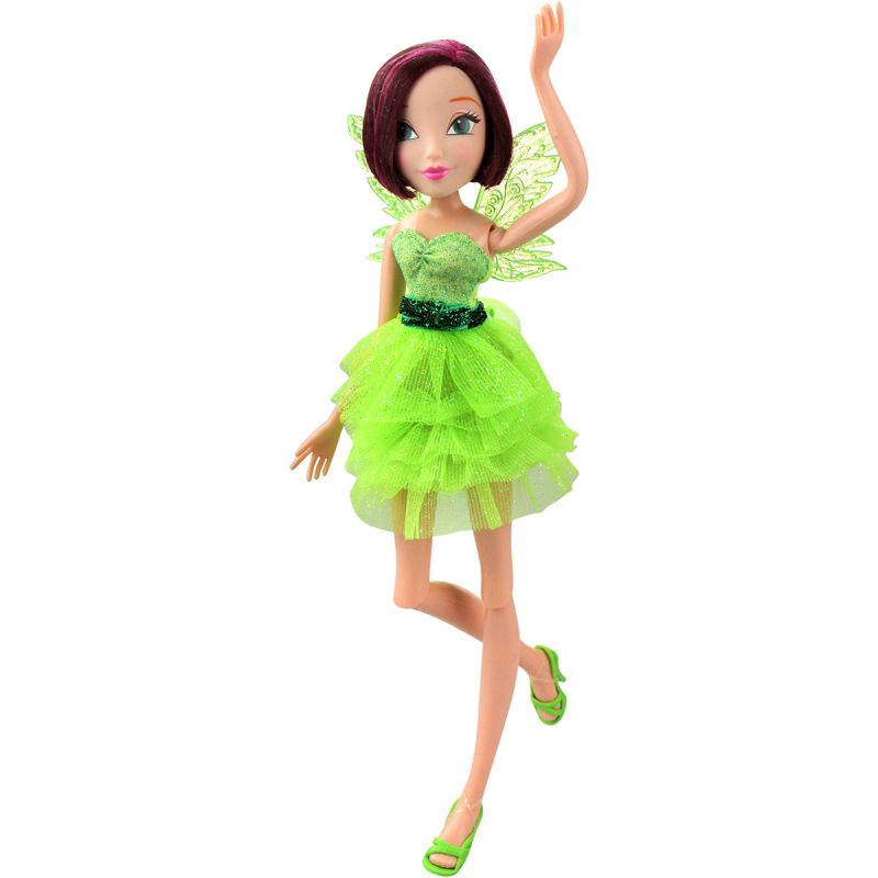 Кукла Техна из серии Winx Club Мода и магия-4Куклы Винкс (Winx)<br>Кукла Техна из серии Winx Club Мода и магия-4<br>