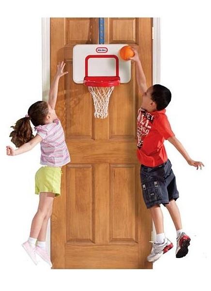 Баскетбольный щит - Баскетбол, бадминтон, теннис, артикул: 93571