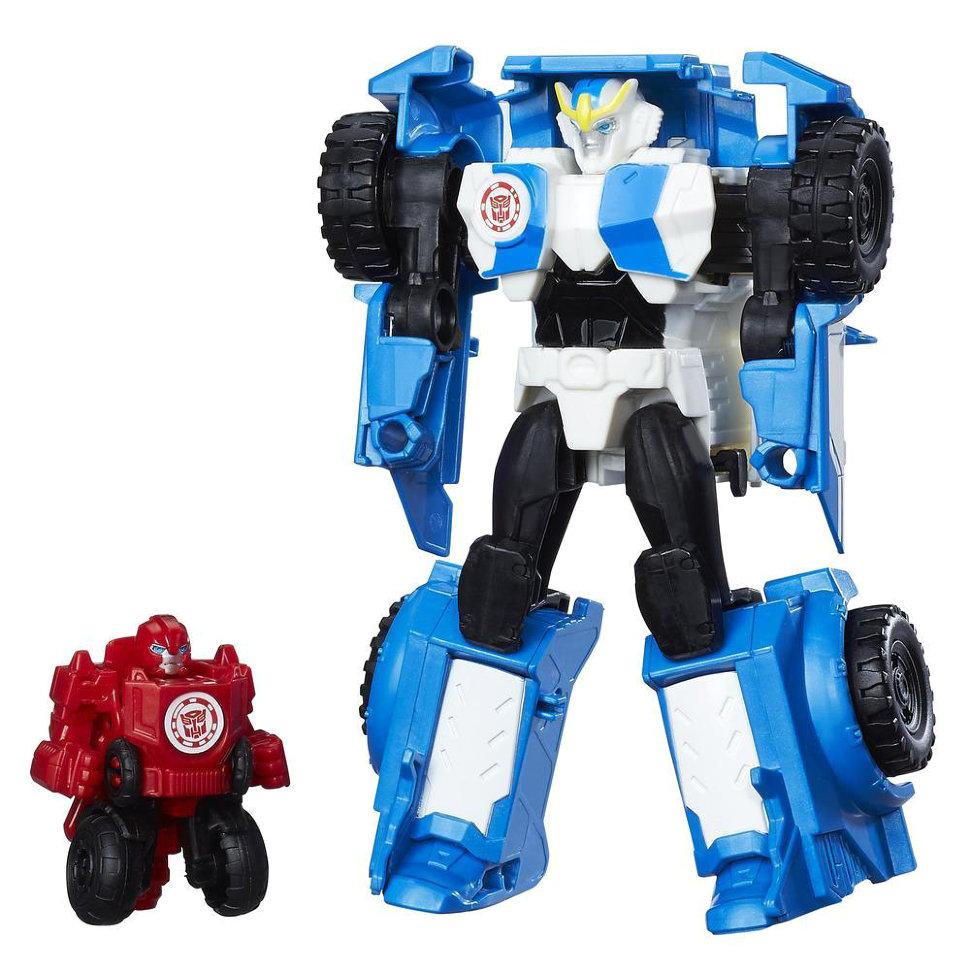 Трансформеры из серии Combiner force - Trickout &amp; StrongarmИгрушки трансформеры<br>Трансформеры из серии Combiner force - Trickout &amp; Strongarm<br>
