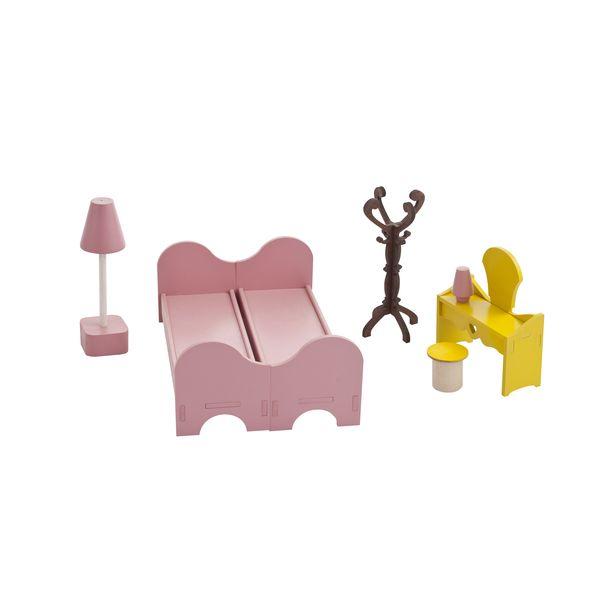 Купить Набор мебели для Барби - Спальня, Paremo