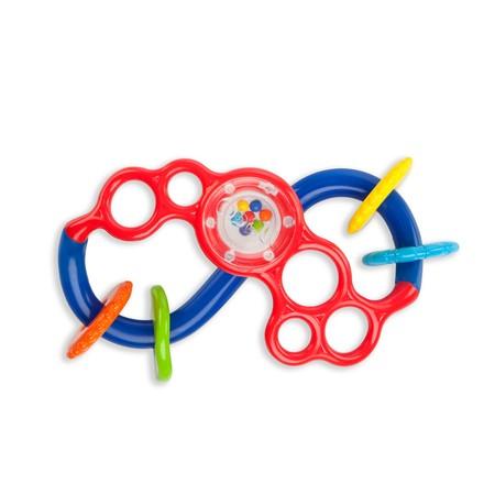 Развивающая игрушка Веселые завиткиДетские погремушки и подвесные игрушки на кроватку<br>Развивающая игрушка Веселые завитки<br>