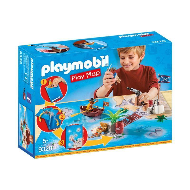 Купить Конструктор Playmobil: Приключения пиратов
