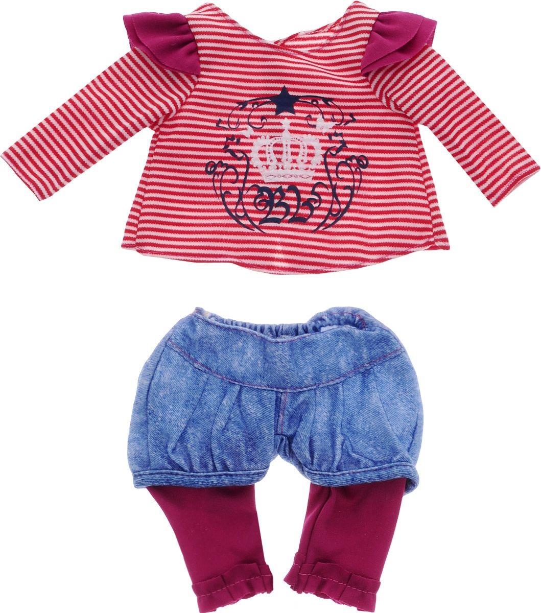 Одежда для кукол: кофточка и штаныОдежда для кукол<br>Одежда для кукол: кофточка и штаны<br>