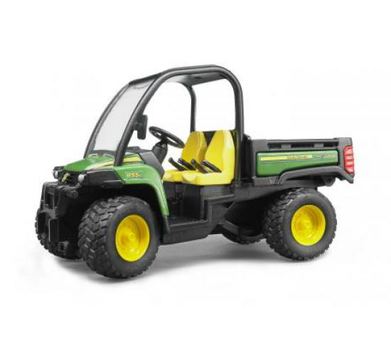 Мини-самосвал Bruder John Deere Gator XUV 855D по цене 1 996