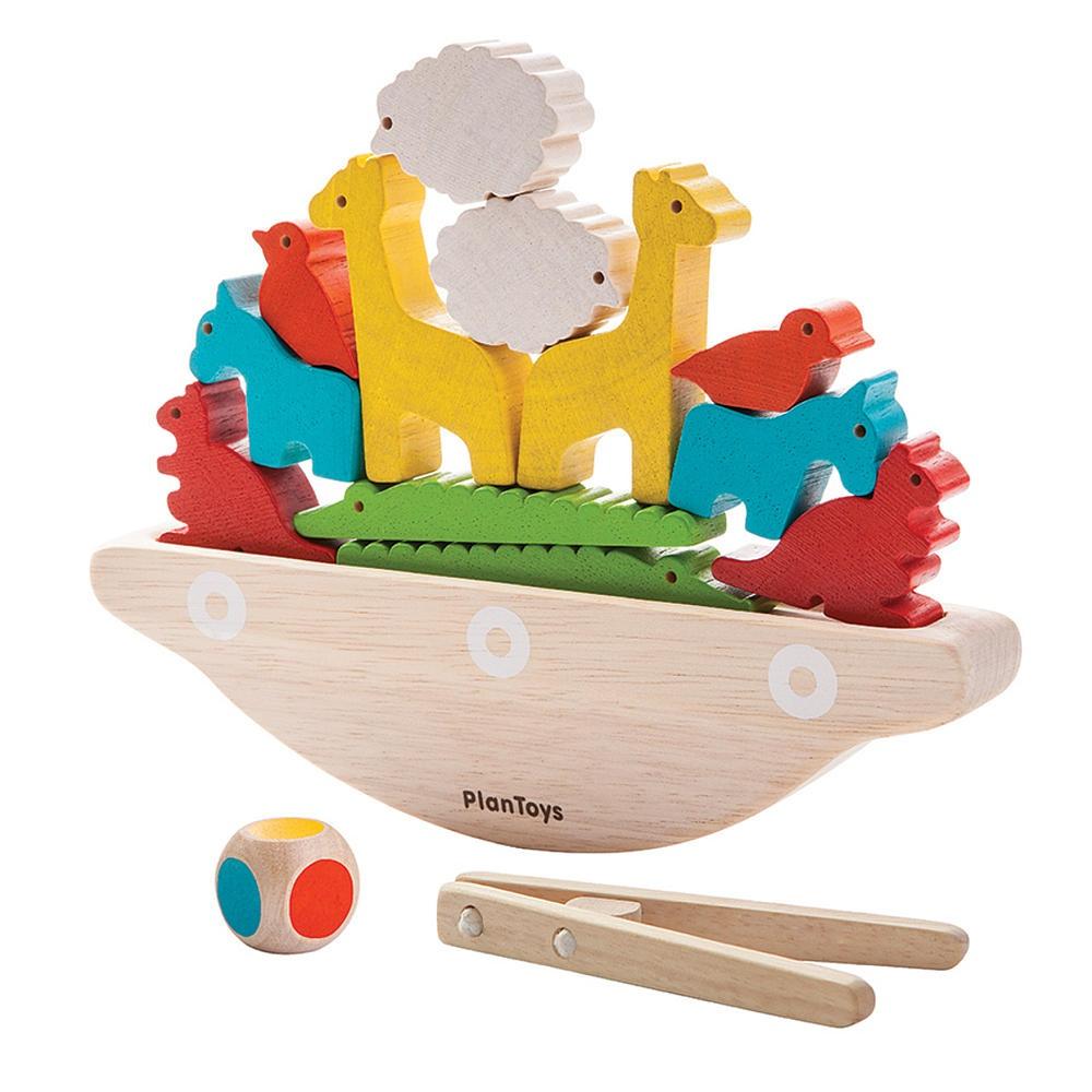 Головоломка - Балансирующая лодка