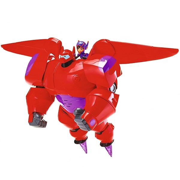 Купить Набор из серии Big Hero 6 – фигурка Хиро 10 см. + Бэймакс 28 см., Bandai