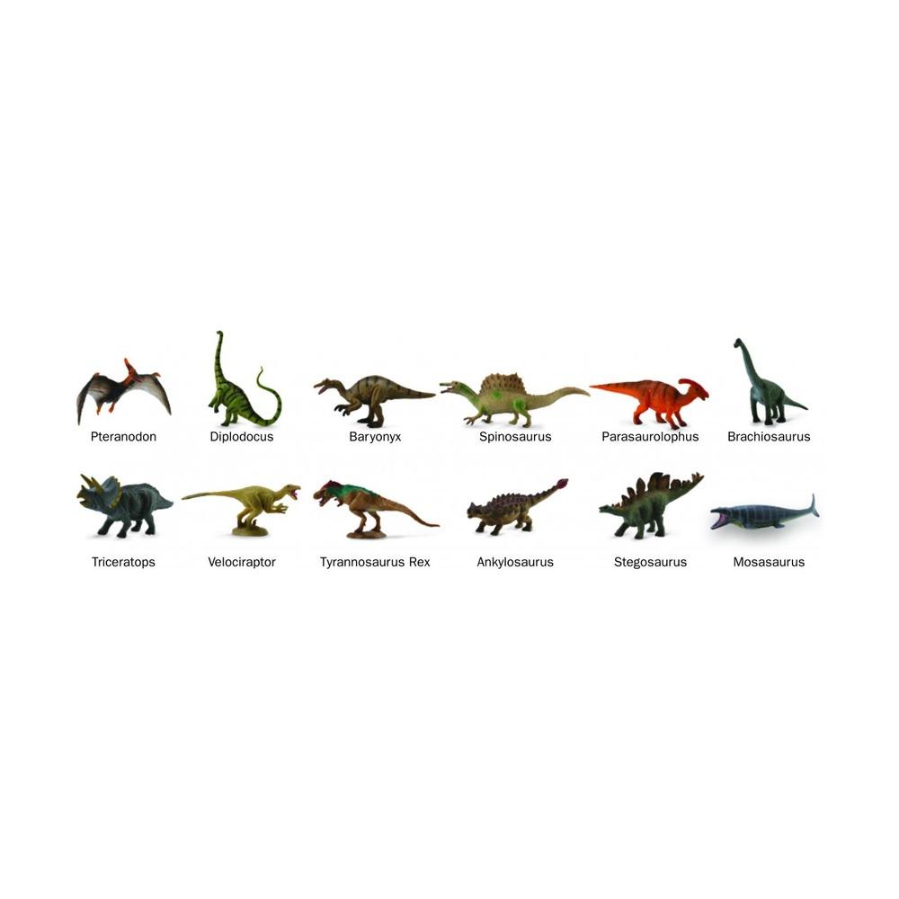 Большой набор мини динозавров по цене 3 995
