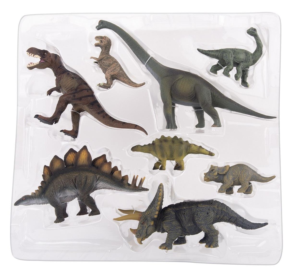 Набор динозавров №3, 8 фигурок по цене 3 050
