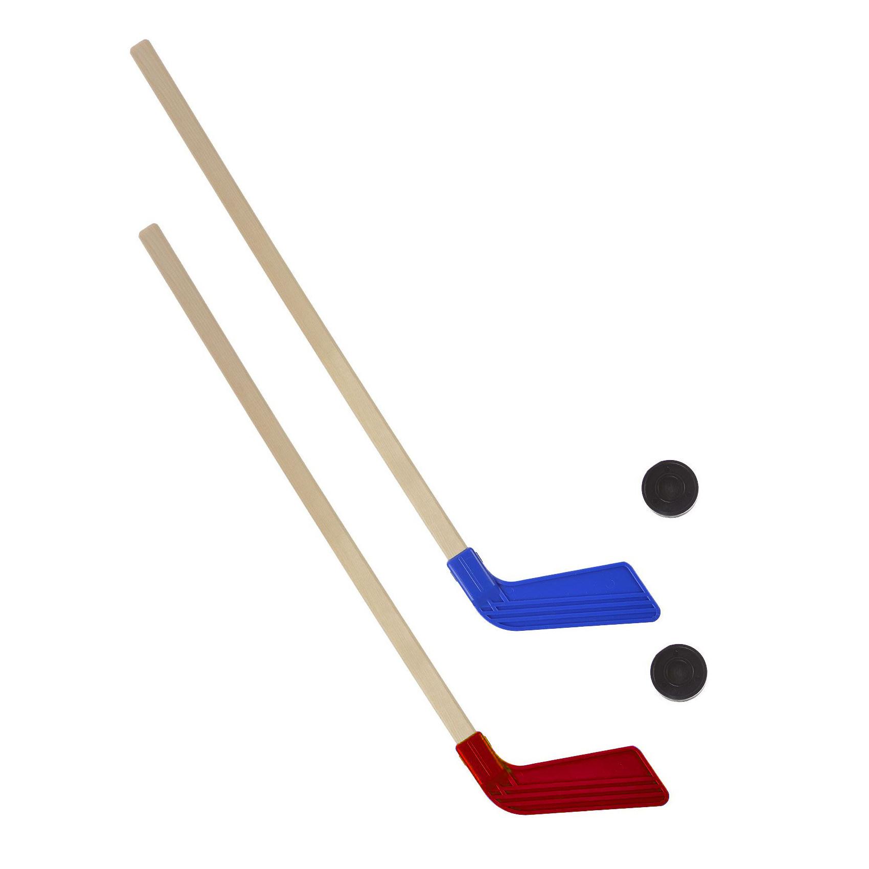 Клюшка хоккейная с шайбой в индивидуальной упаковкеРазное для зимних забав<br>Клюшка хоккейная с шайбой в индивидуальной упаковке<br>
