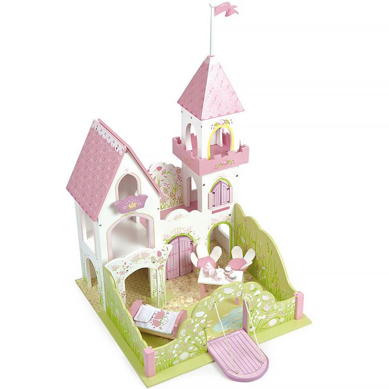 Замок для девочки - Дворец красавицы феиКукольные домики<br>Замок для девочки - Дворец красавицы феи<br>
