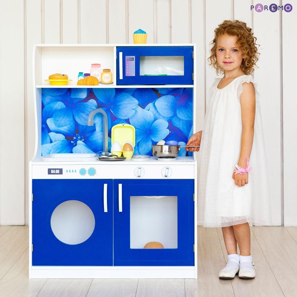 Купить Игрушечная мини-кухня - Фиори Селесте, Paremo
