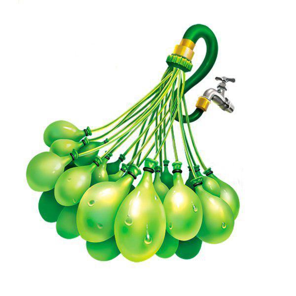 Шары Bunch O Balloons, простой набор из 30 шаровШары Bunch O Ballons<br>Шары Bunch O Balloons, простой набор из 30 шаров<br>