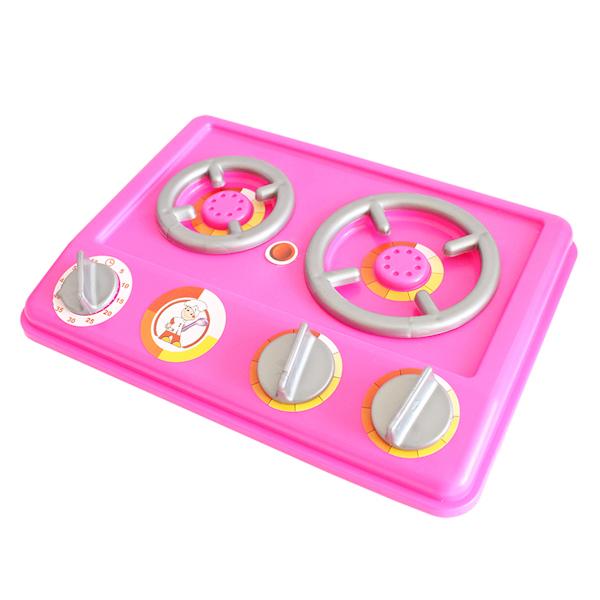 Игрушечная плита - Мамина помощницаАксессуары и техника для детской кухни<br>Игрушечная плита - Мамина помощница<br>