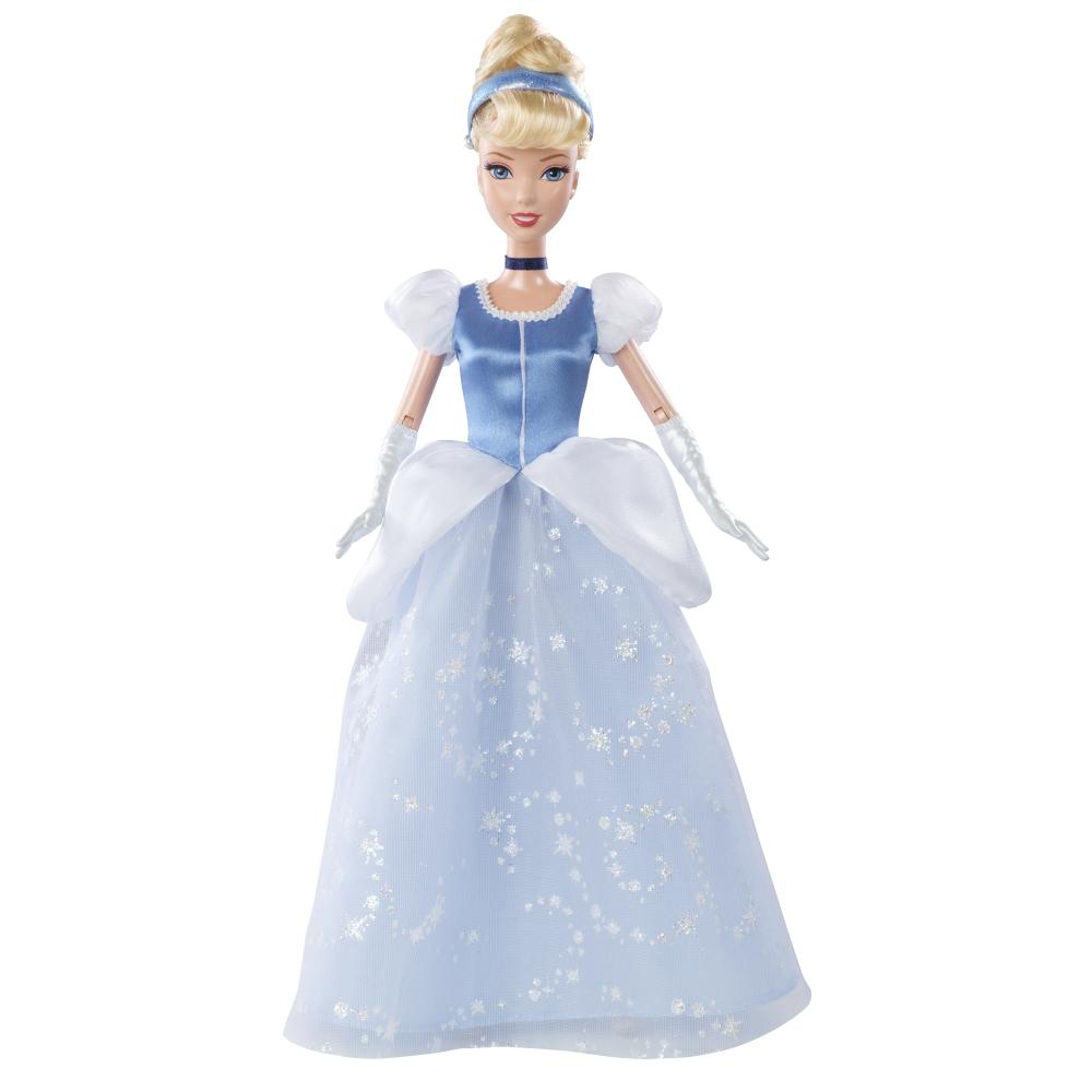 Коллекционная Принцесса Disney ЗолушкаЗолушка<br>Коллекционная Принцесса Disney Золушка<br>