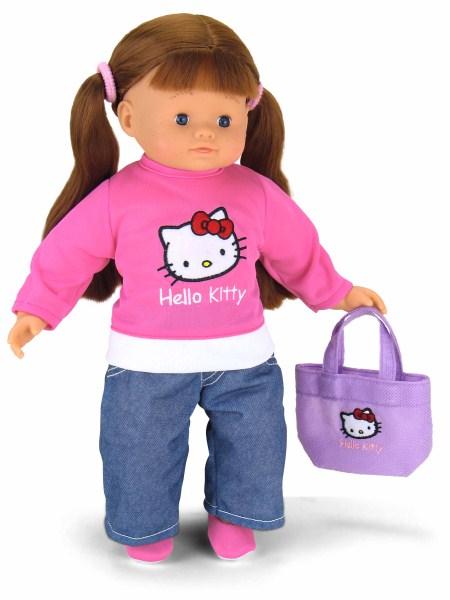 Кукла Hello Kitty Роксана 35 смИгрушки Hello Kitty<br>Кукла Hello Kitty Роксана 35 см<br>