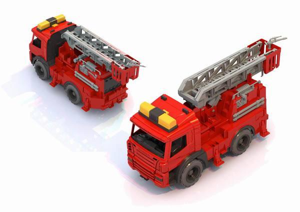Машина Пожарная СпецтехникаПожарная техника, машины<br>Машина Пожарная Спецтехника<br>