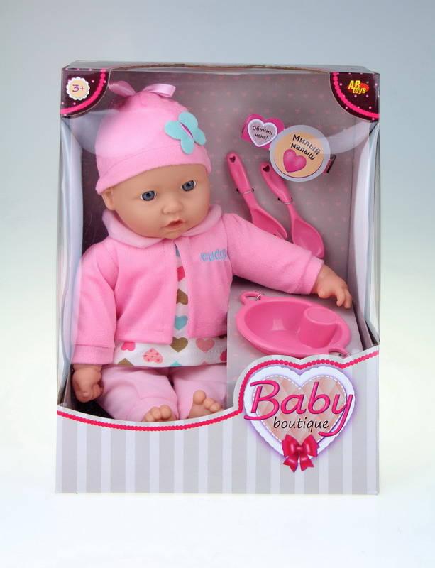 Купить Кукла из серии Baby boutique, 40 см., с аксессуарами, ABtoys
