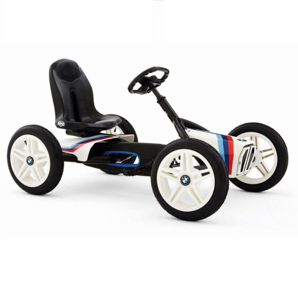 Веломобиль  BMW Street Racer - Веломобили BERG, артикул: 160771