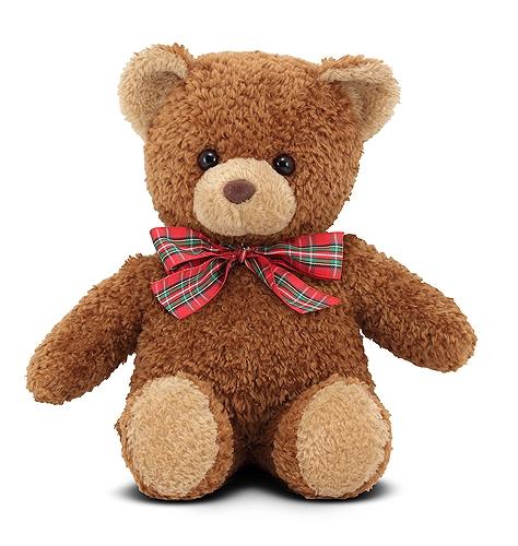 Мягкая игрушка «Бурый Мишка Такер»Медведи<br>Мягкая игрушка «Бурый Мишка Такер»<br>