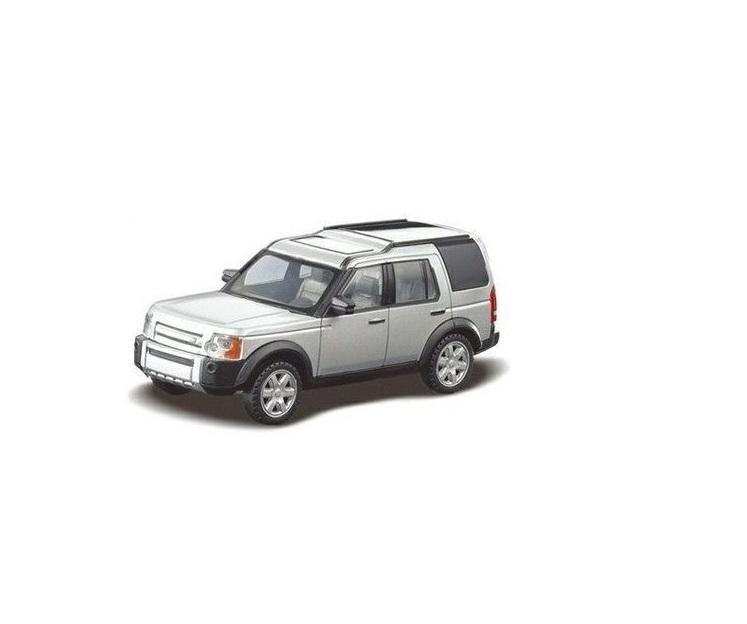 Купить Машина металлическая 1:43 Land Rover Discovery 3, Rastar