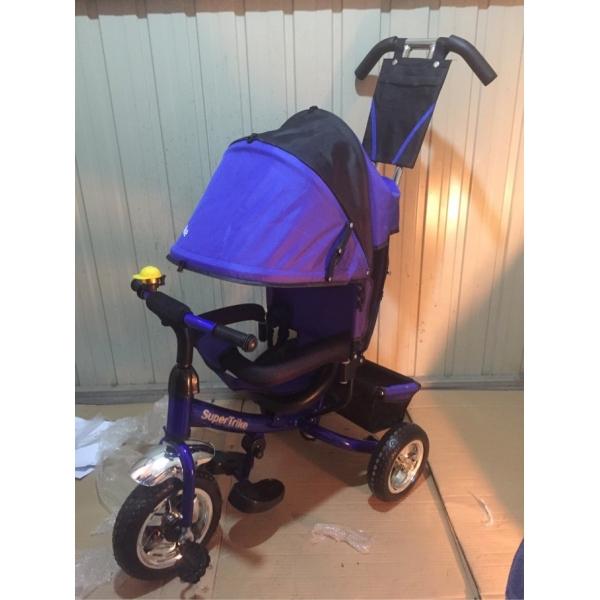 Велосипед Supertrike, фиолетовыйВелосипеды детские<br>Велосипед Supertrike, фиолетовый<br>