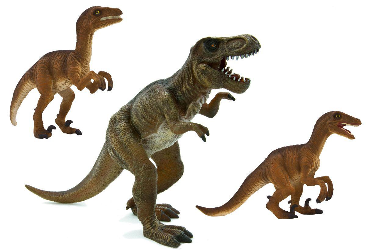 Набор Animal Planet - Динозавры 2, малыйЖизнь динозавров (Prehistoric)<br>Набор Animal Planet - Динозавры 2, малый<br>