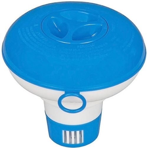 Поплавок-дозатор для очищения воды, 12,7 см.Детские надувные бассейны<br>Поплавок-дозатор для очищения воды, 12,7 см.<br>