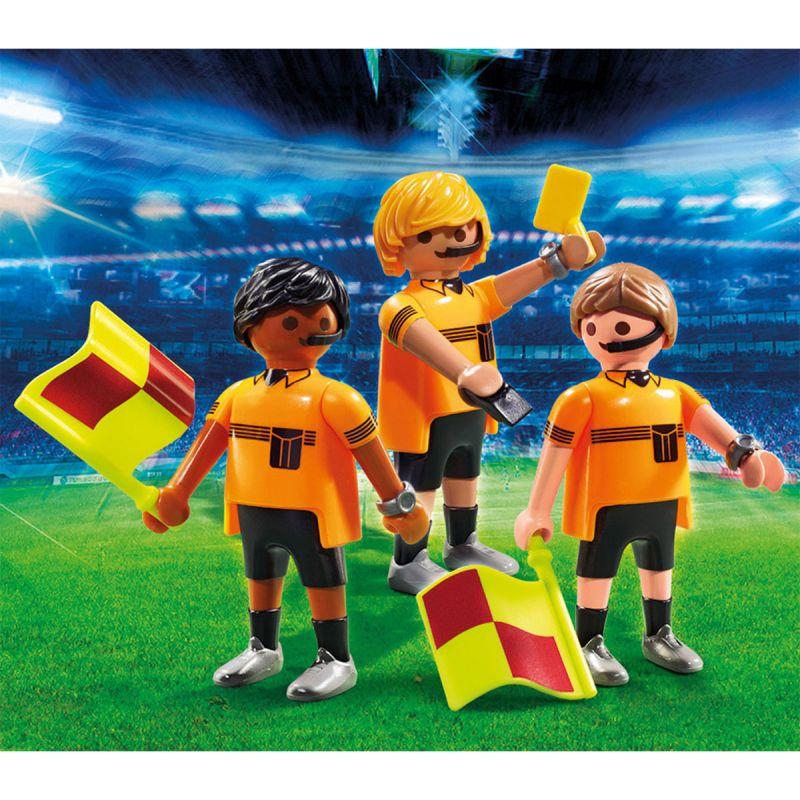Судейская Бригада – ФутболФигурки людей<br>Судейская Бригада – Футбол<br>