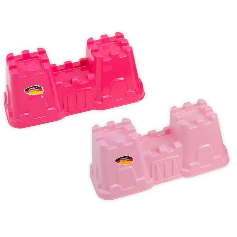 Купить со скидкой Формочка - Крепостные ворота, розовая