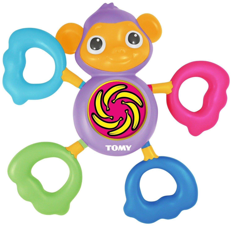 Игрушка для малышей - Музыкальная обезьянкаДетские погремушки и подвесные игрушки на кроватку<br>Игрушка для малышей - Музыкальная обезьянка<br>