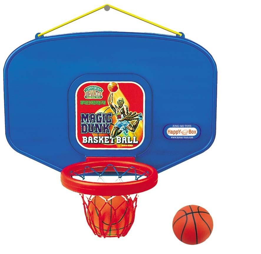 Баскетбольный щит Волшебный - Баскетбол, бадминтон, теннис, артикул: 161408